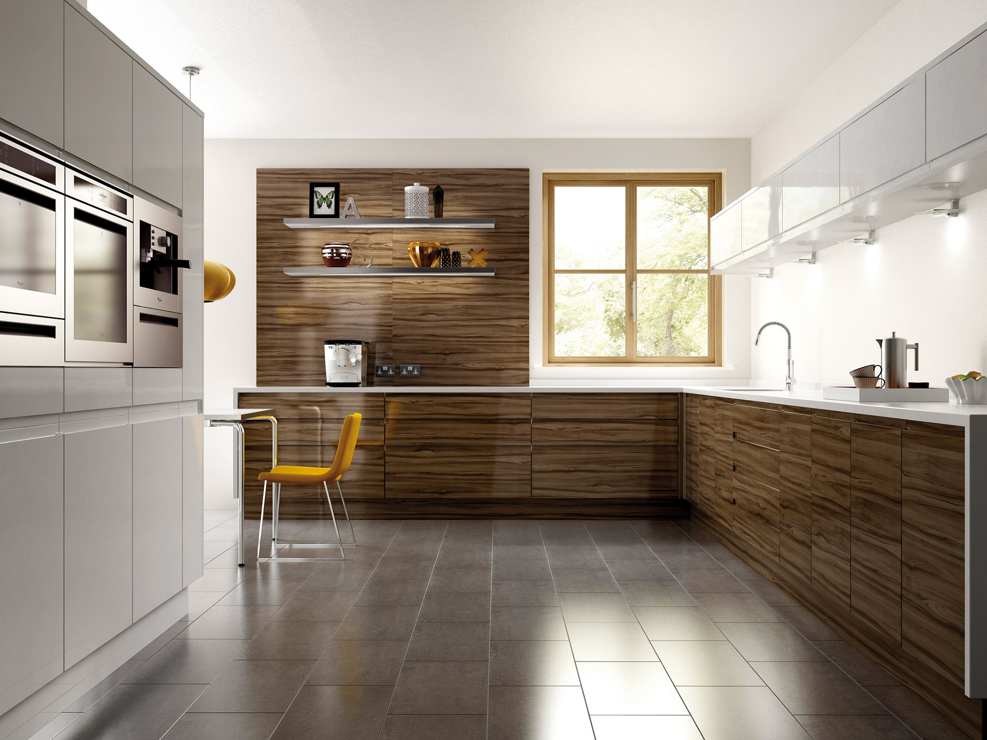 Small Kitchens Youu0027ll Love
